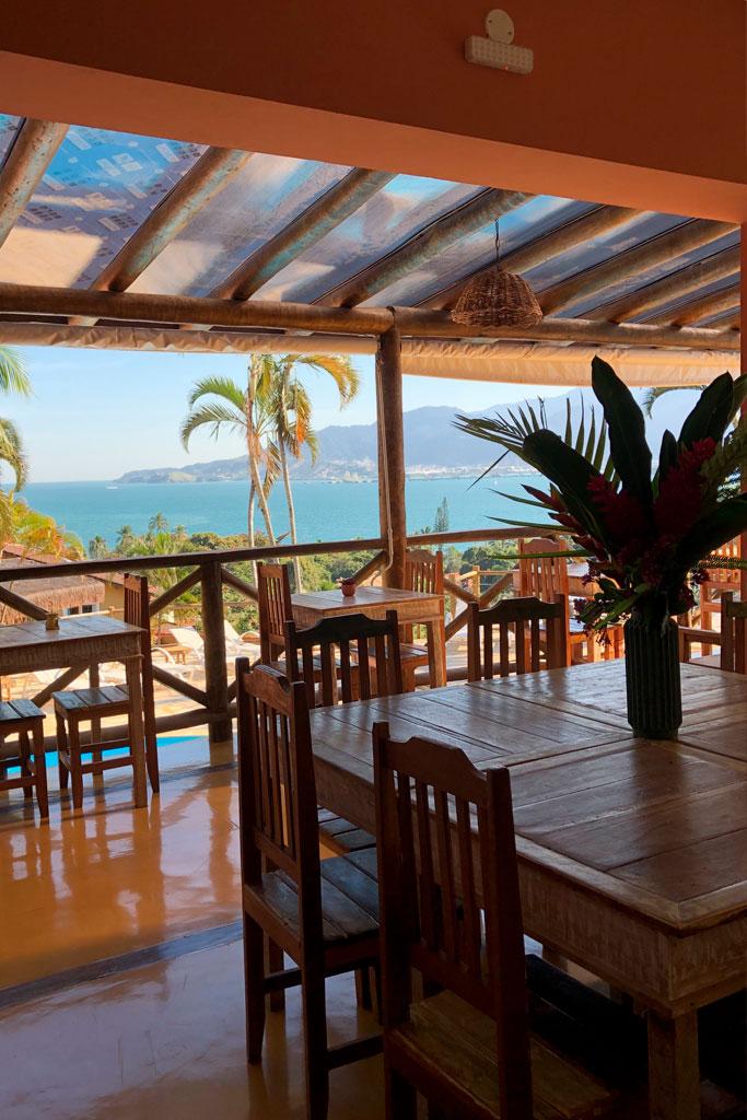 Espaço para Eventos em Ilhabela - Pousada Altamira