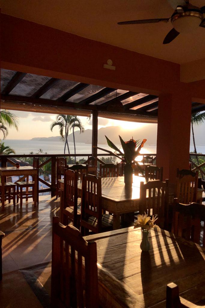 Pôr do Sol em Ilhabela - Pousada Altamira
