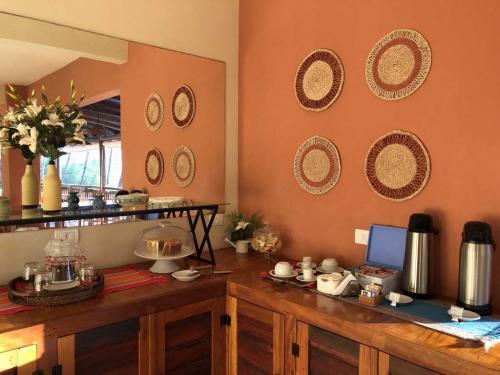 Cantinho do Café - Pousada Altamira Ilhabela