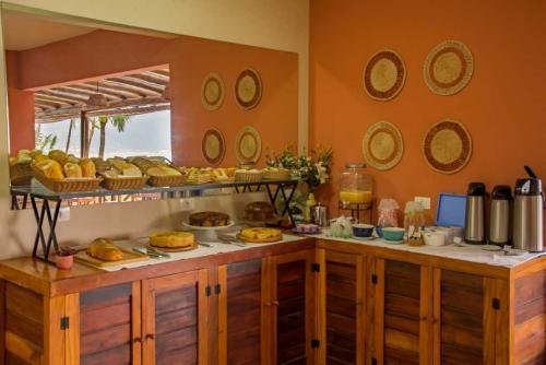 Café da Manhã - Pousada Altamira Ilhabela